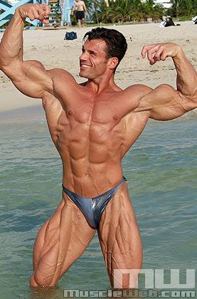Reinhard Jäger's Muscle Symphony