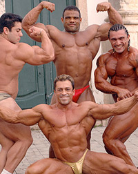 Muscle Brazil